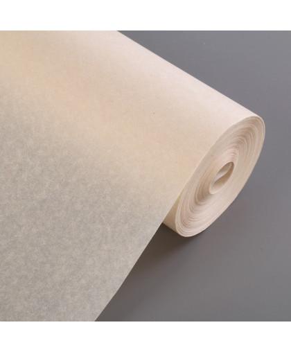 Пергамент белый, силиконизированный, 38 см х 8 м.