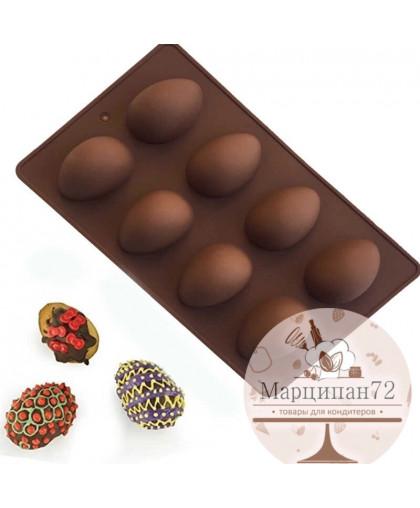 Форма для выпечки и шоколада яйцо