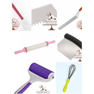 Инструменты для кондитеров