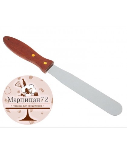 Лопатка-палетка прямая 26,5 см × 2,7 см