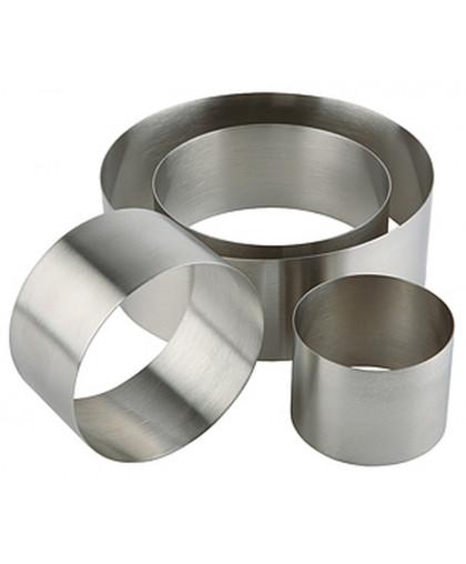 Форма для выпечки «кольцо»: d 10 см, h 5 см