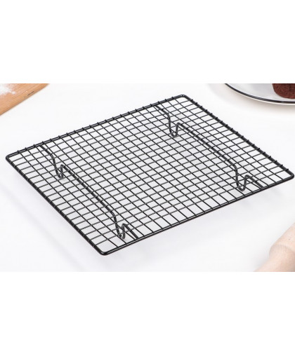 Решётка для глазирования и остывания кондитерских изделий 26×23×3 см