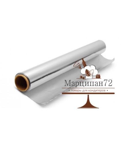 Фольга алюминиевая  стандартная 29 см х 10 м в пленке
