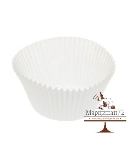 Тарталетка, форма для конфет, 3,5 х 2 см, 25 штук.