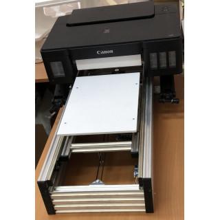 Пищевой планшетный принтер