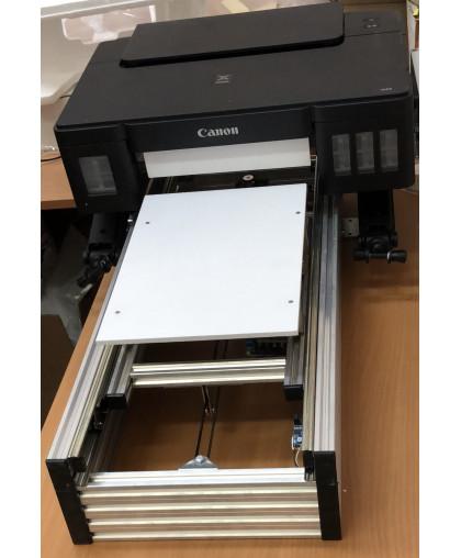 Пищевой планшетный принтер CANON