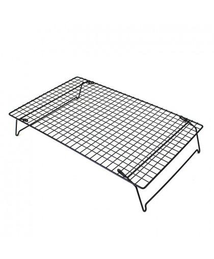 Решётка для глазирования и остывания кондитерских изделий 40×25×4,5 см