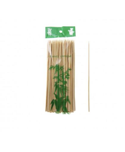 Набор шампуров деревянных 25 см 85-90 шт.