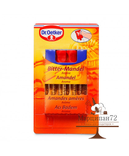 Ароматизатор для выпечки Dr.Oetker Миндаль 4х2мл