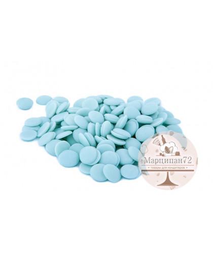 Глазурь кондитерская голубая Мастер Мартини 1 кг