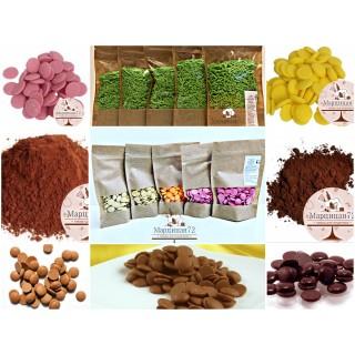 Шоколад, какао, глазурь