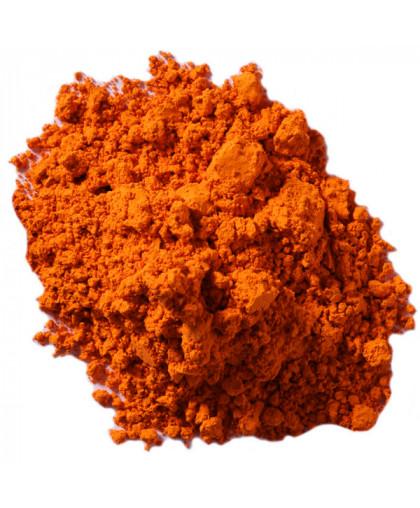 Краситель Сухой Пищевой Натуральный Оранжевый (Аннато) 10 гр.