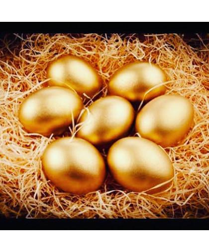 Набор для декорирования яиц «Золотое сияние», микс 4 вида.