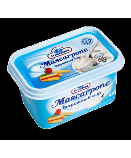 Творожный сыр Маскарпоне 400 г