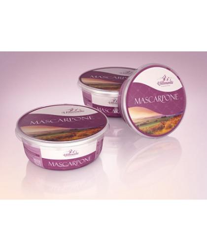 Сыр мягкий Маскарпоне ТМ Villmonte (Вильмонт), 78%, 250 г