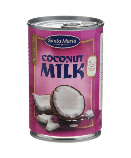 Молоко Santa Maria кокосовое 400 мл