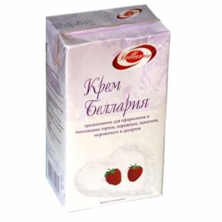 Растительные сливки и крема