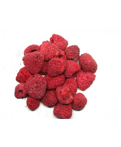 Малина ягоды сублимированные целые 10 гр