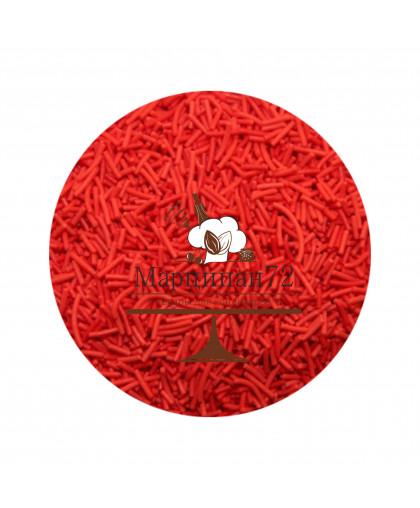 Посыпка вермишель красная, 0,75 гр.