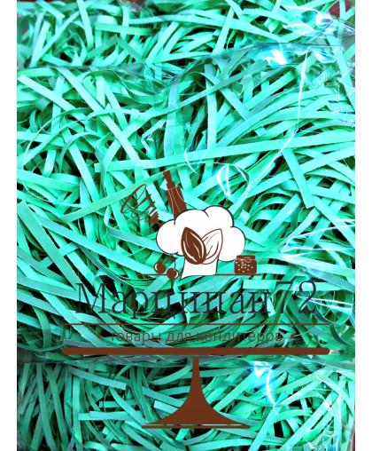 Бумажный наполнитель Зеленый 50 гр