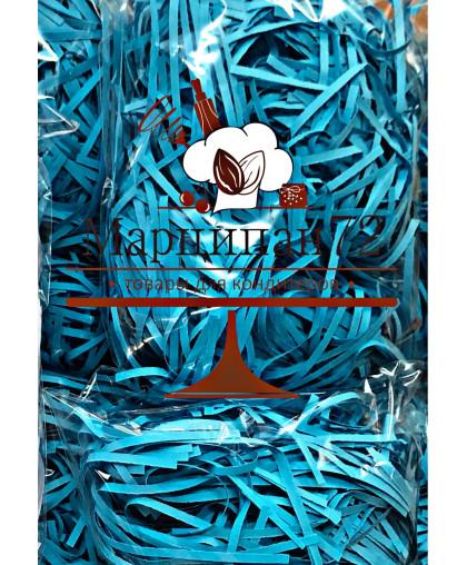 Бумажный наполнитель Синий 50 гр