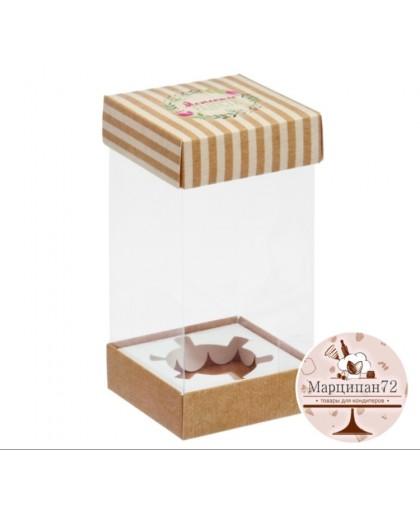 Коробка для капкейка «Моменты радости»