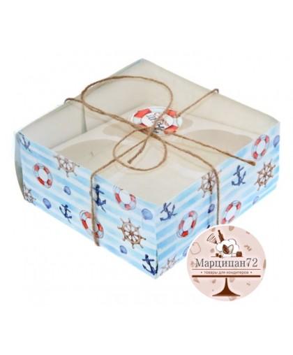 Коробочка для кексов «Сладкого дня»