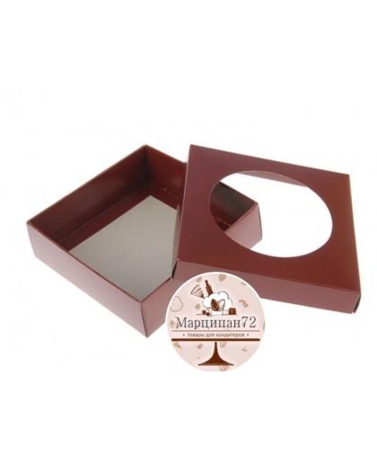 Коробка для сладостей, шоколад/шоколад