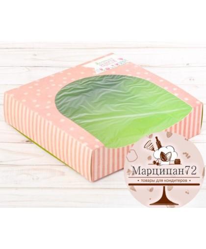 Коробка для сладостей «Несу радость»