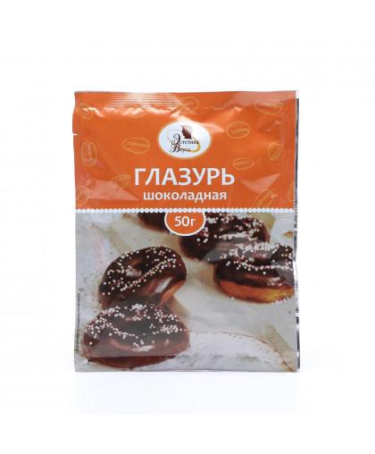 Глазурь со вкусом шоколад, 50 г