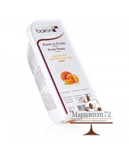 Пюре мандариновое без сахара заморож. Boiron 1кг